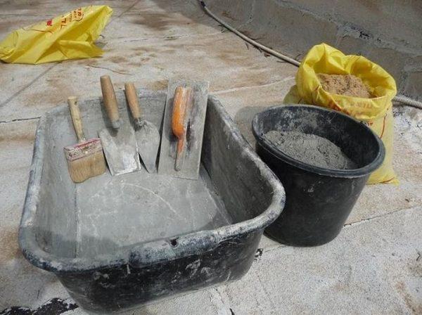 Цементная смесь: как приготовить качественное средство