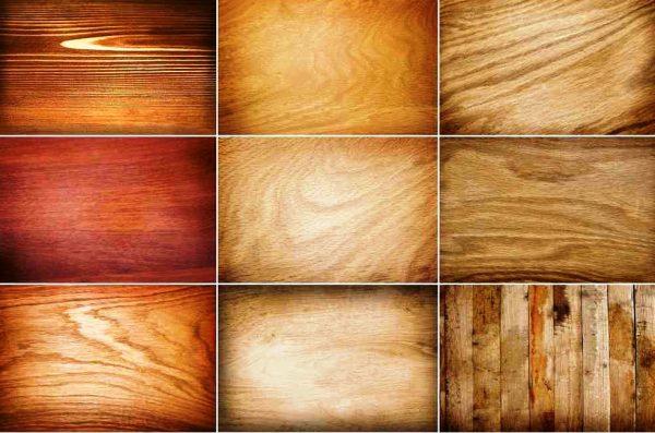 Разновидности облицовки из дерева