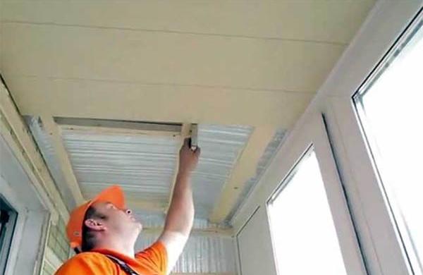 Как и чем утеплить стены и потолок на лоджии или балконе