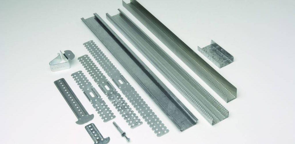 Крепежные материалы для монтажа гипсокартона