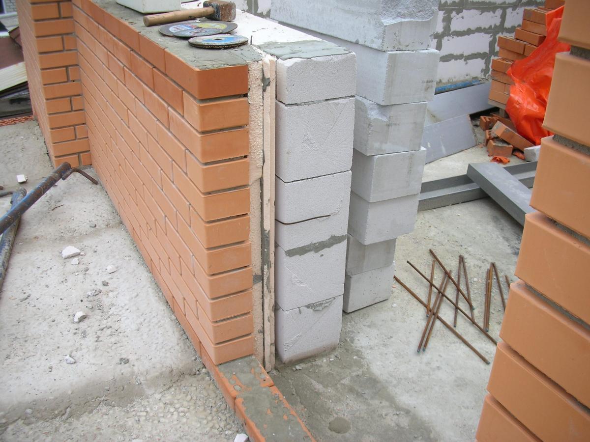 Облицовка стен увеличит срок эксплуатации здания