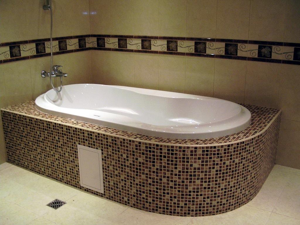 Чем покрасить акриловую и чугунную ванну внутри?