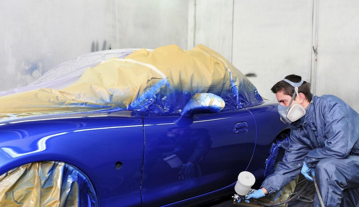 Акрил для покраски авто