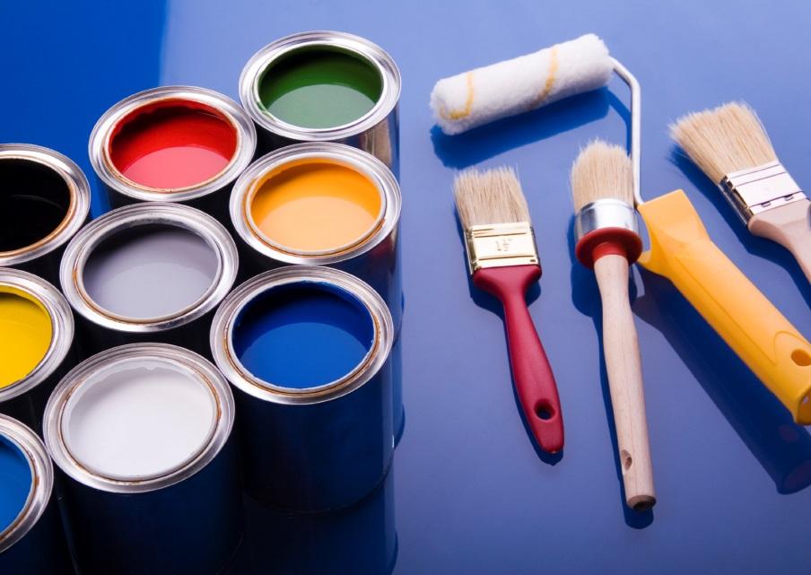 Инструмент под покраску