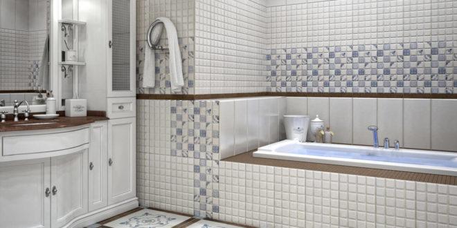 Керамические плитки для ванной