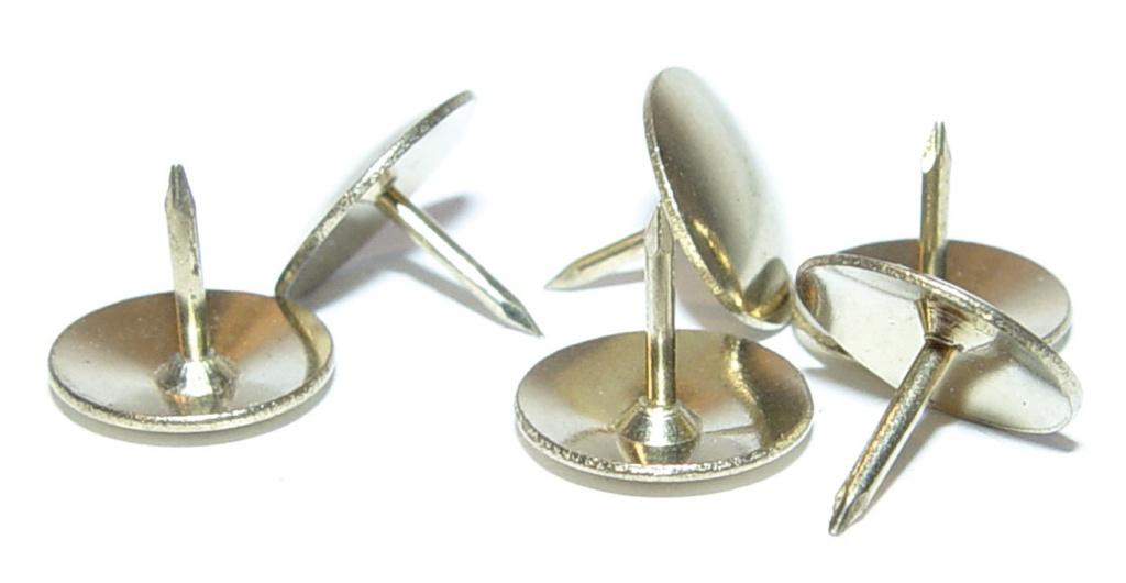 Обойные гвозди для обшивки мебели
