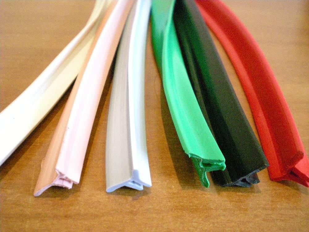 ПВХ багеты разных цветов