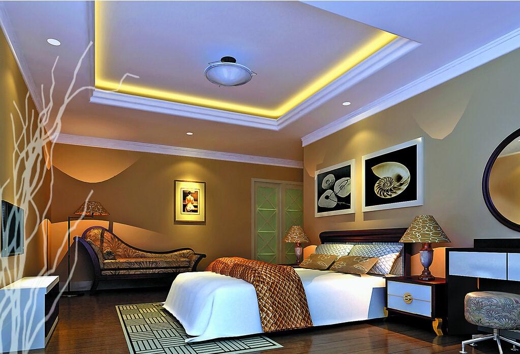 Свет для спальни