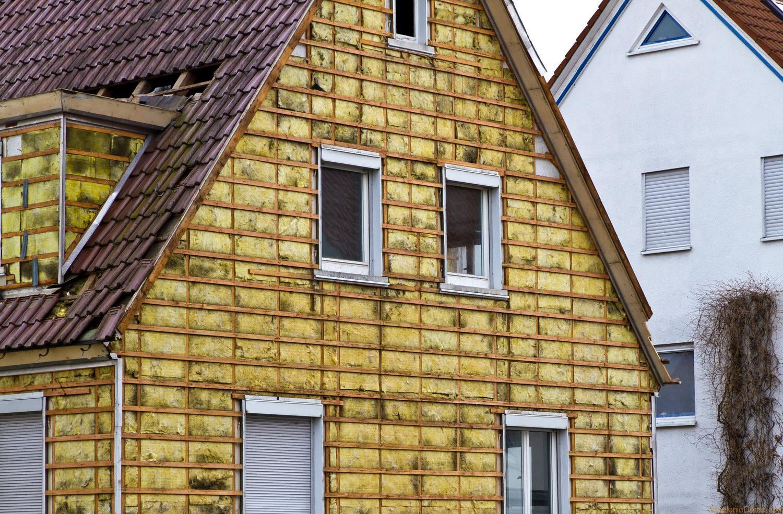 Утепление дома из бруса минеральной ватой