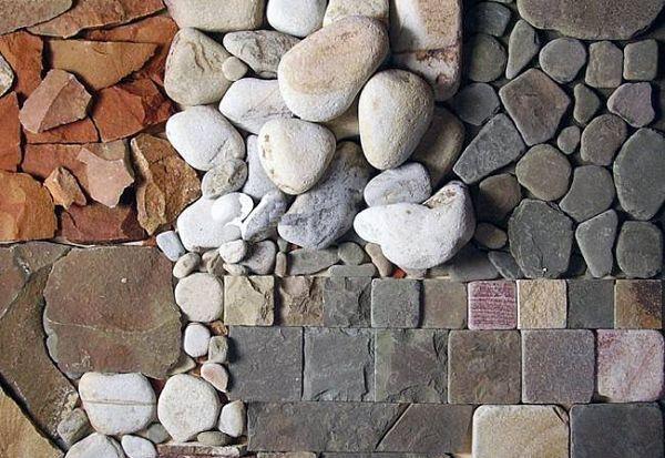 Виды натурального камня