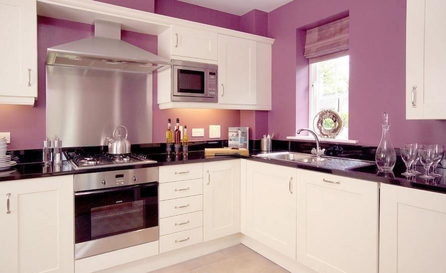 Влагостойкая краска для стен кухни