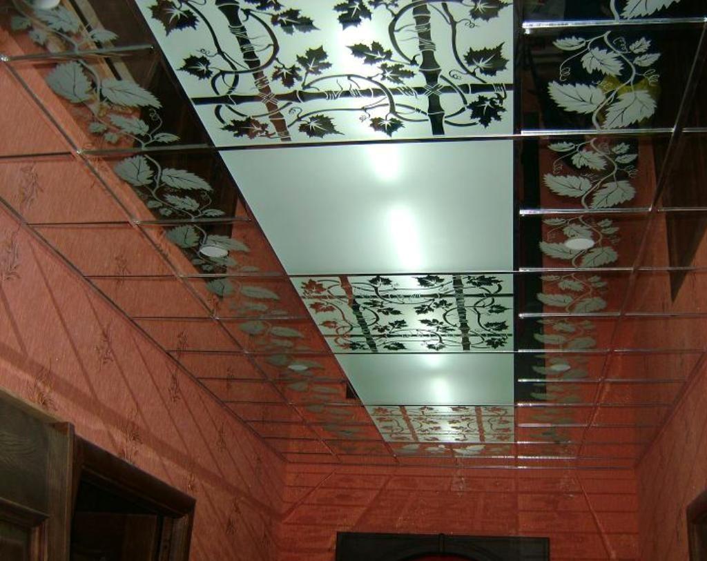 Матовое и глянцевое стекло