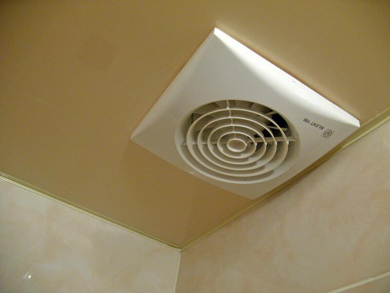 Диффузор для потолка обеспечивает вентиляцию