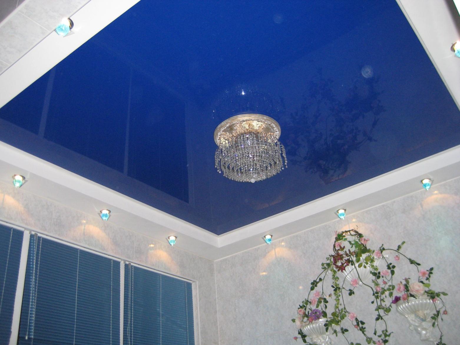 Прямоугольный потолок