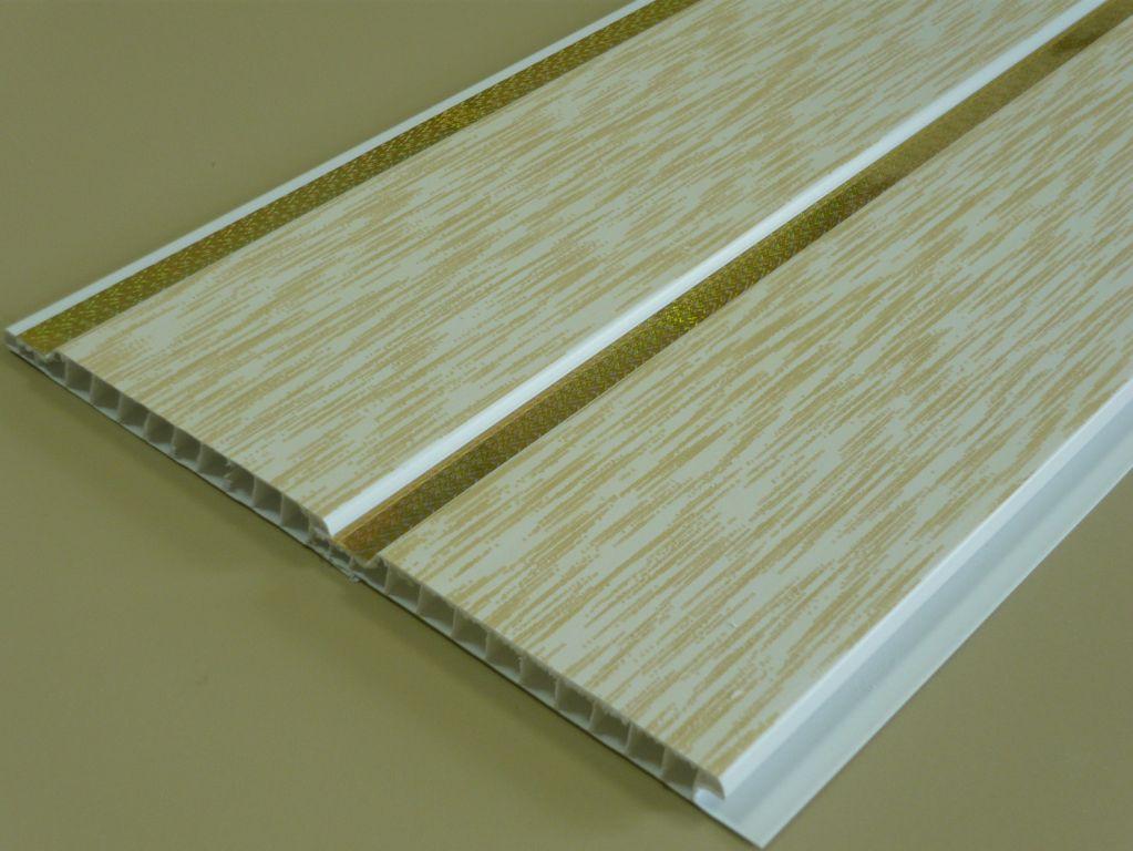 Выбор панелей ПВХ на потолок