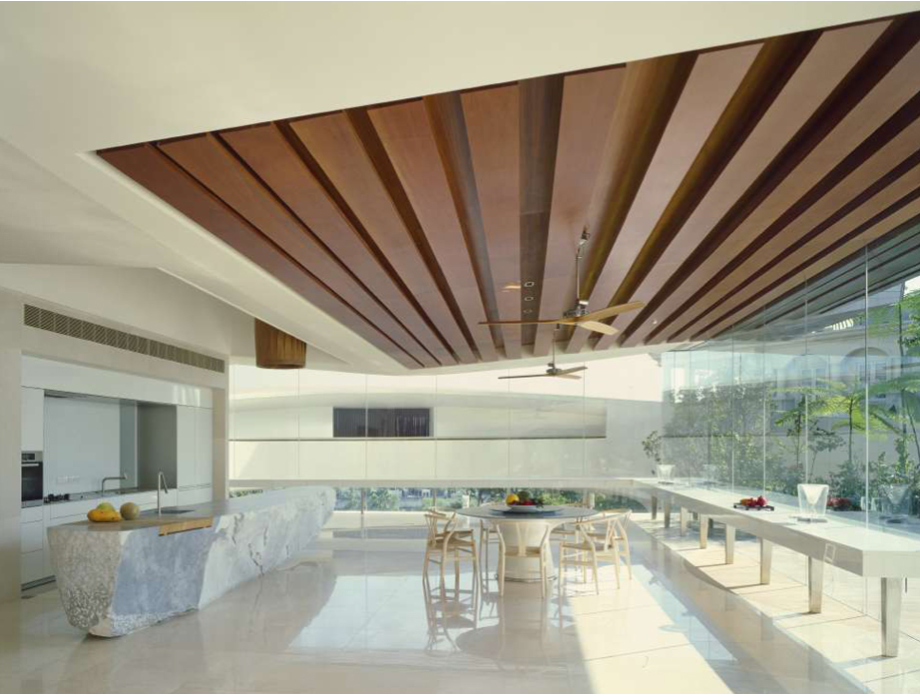 Потолок от Ceiling Group