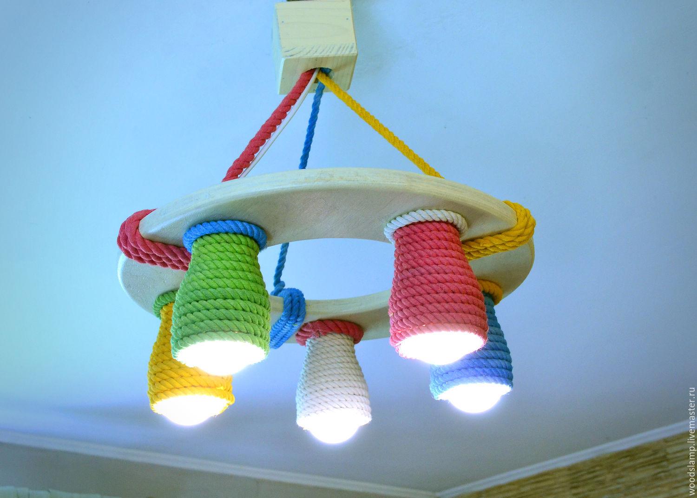 Светильник для мальчика