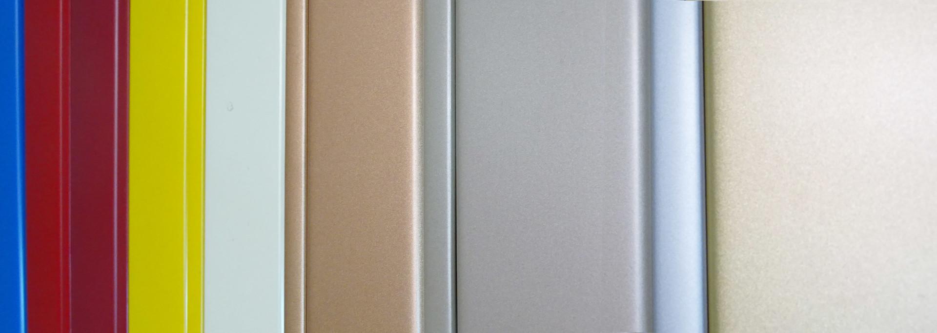 Алюминиевые рейки для потолка