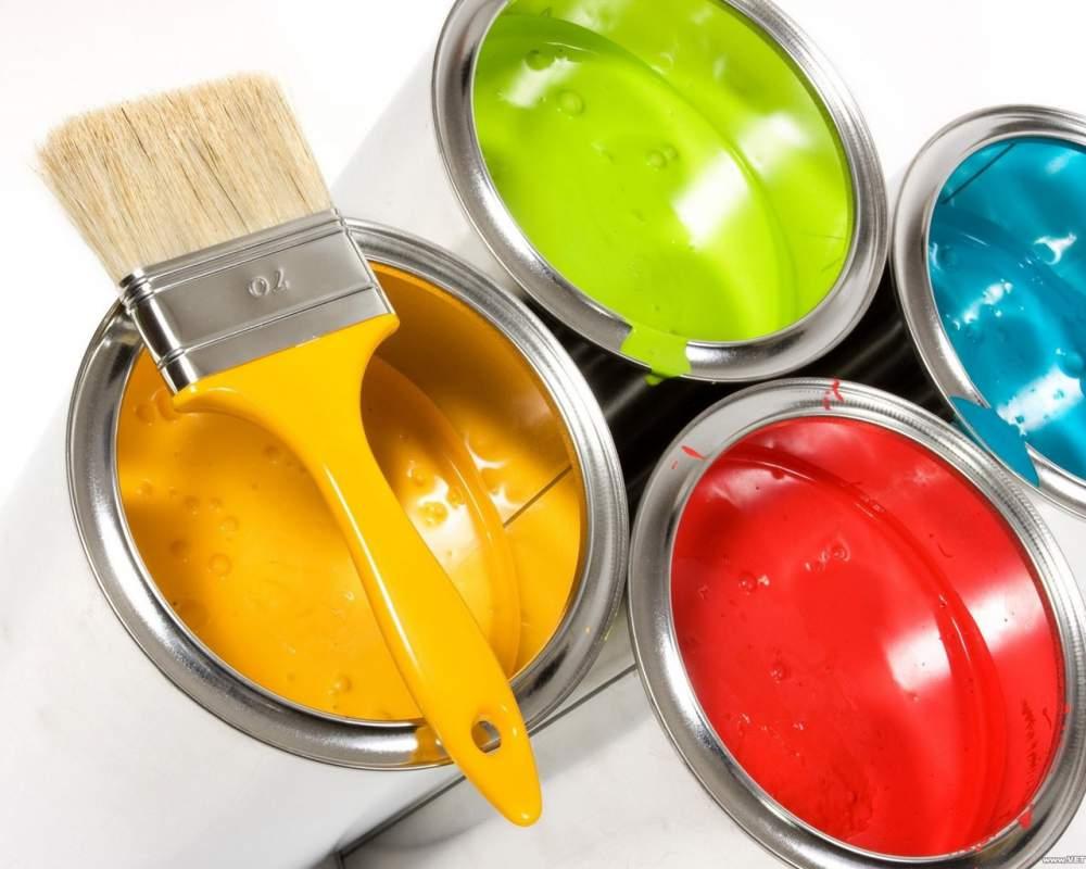 Полиуретановая краска имеет большую износостойкость