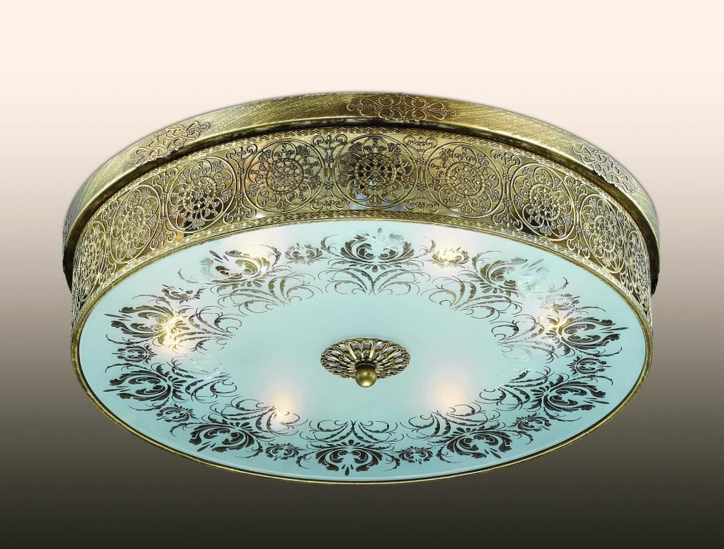 Оригинальная люстра-светильник для потолка