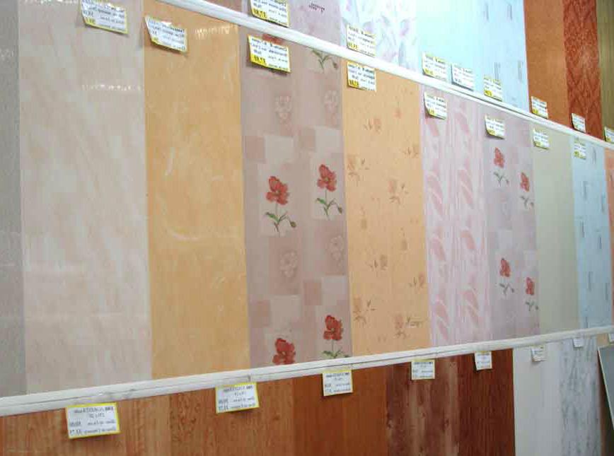 Широкий ассортимент панелей дает возможность выбрать материал на любой вкус