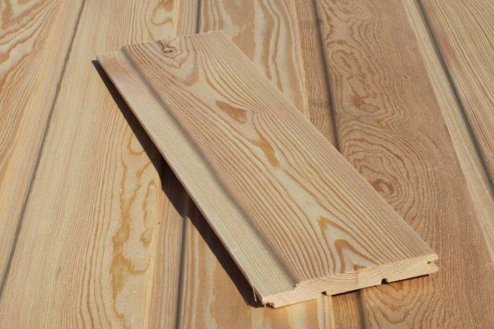Что нужно знать о деревянной вагонке?