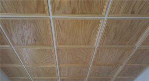 Почему именно фанерный потолок