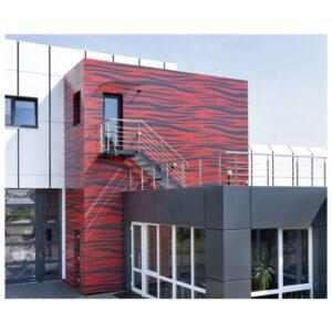 современный материал для фасада